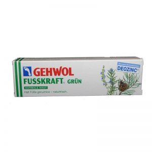Gehwol fusskraft groen ( normale huid)