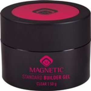 Magnetic builder gel clear standaard