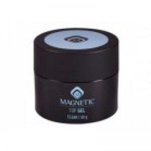 Magnetic  top gel